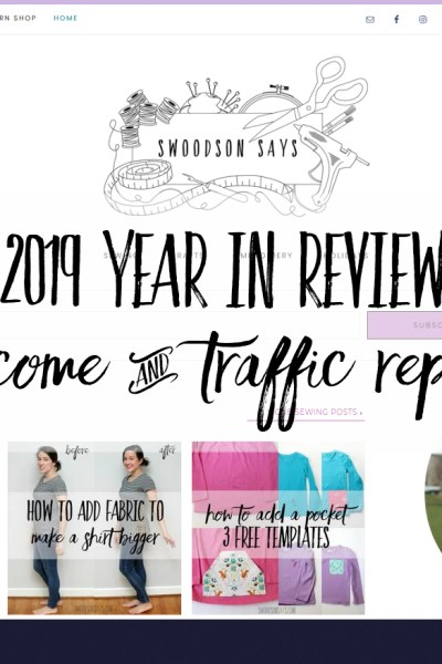 2019 craft blog income report