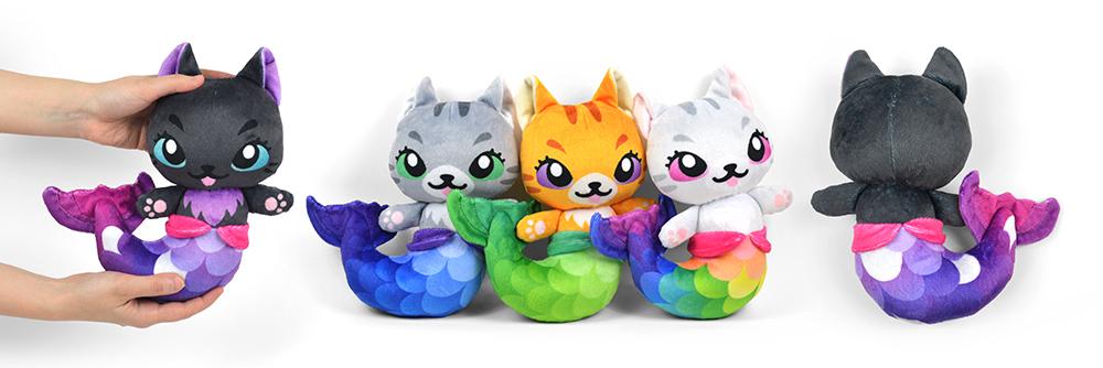 free mer kitty stuffed animal