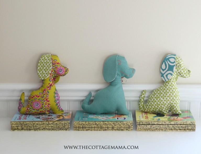 stuffed dog pdf pattern