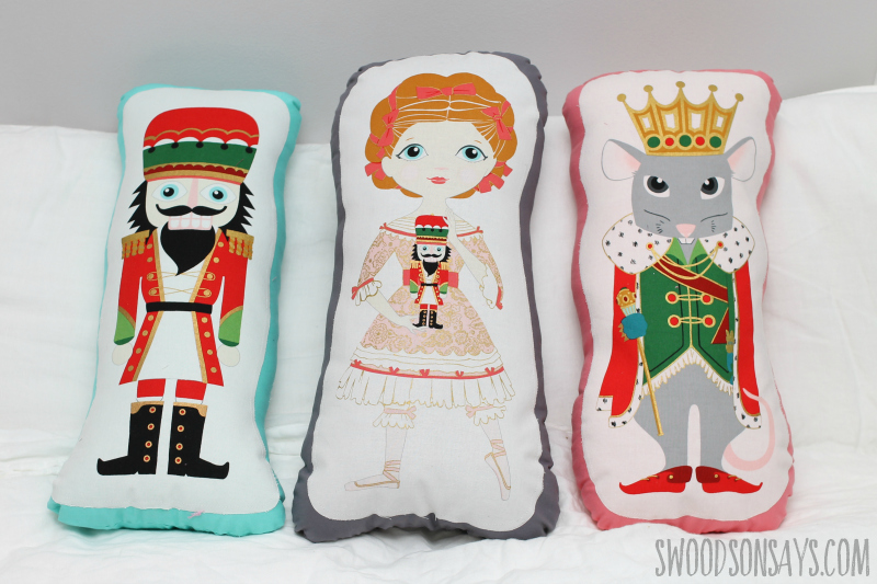 how to sew nutcracker characters