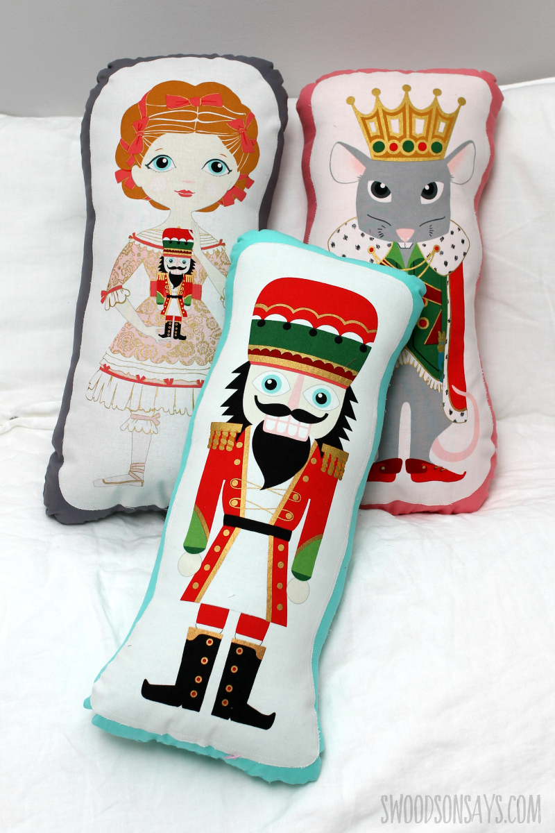 nutcracker fabric panel joann