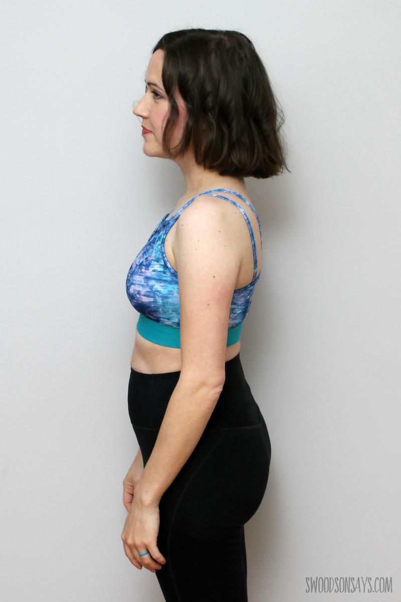 athleticwear sewing pattern