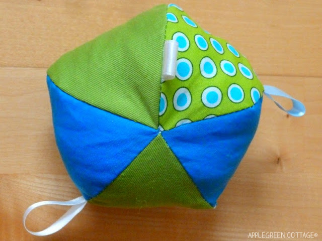diy tag ball