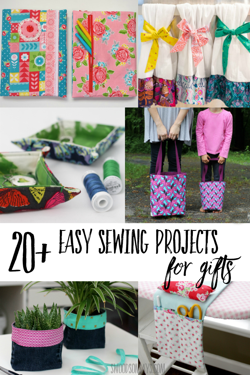 sewing tutorials for gifts