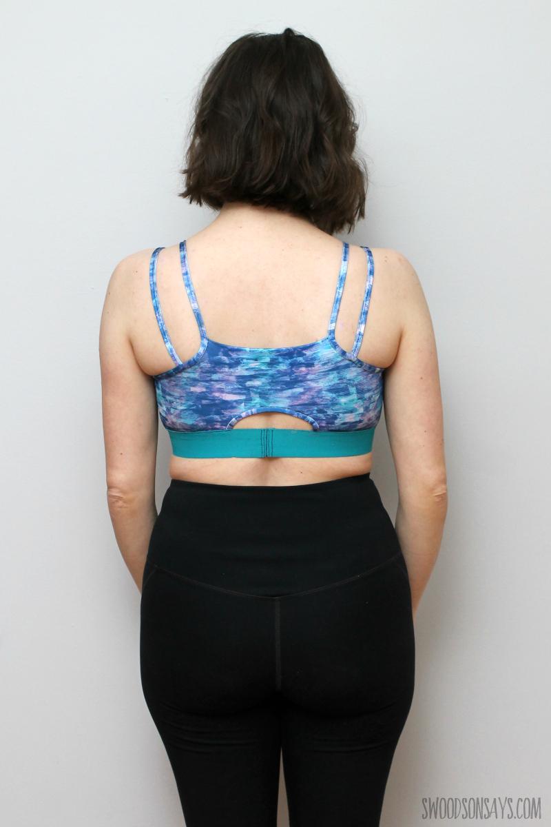strappy bra pattern