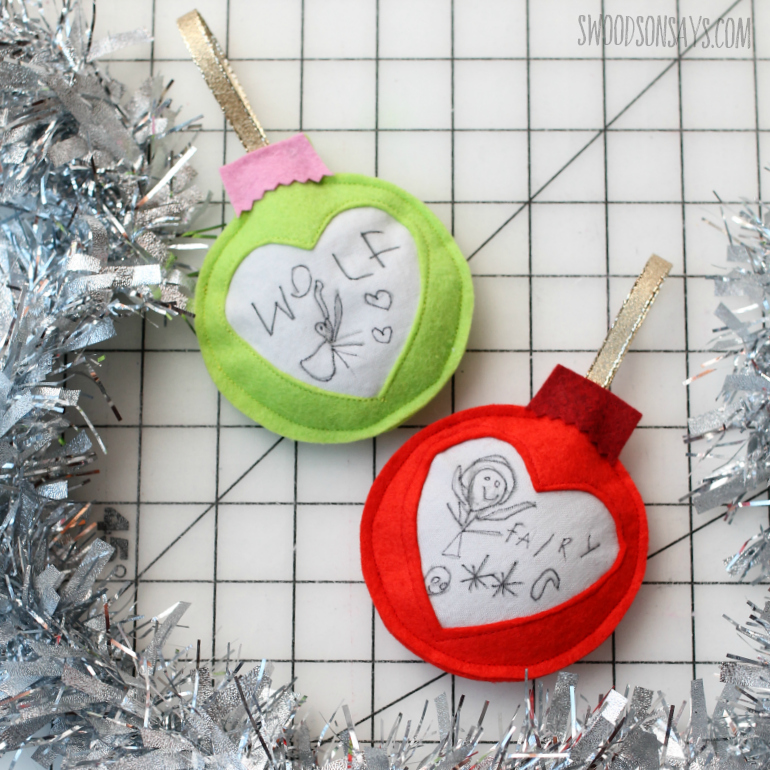 ornaments kids can make as gifts
