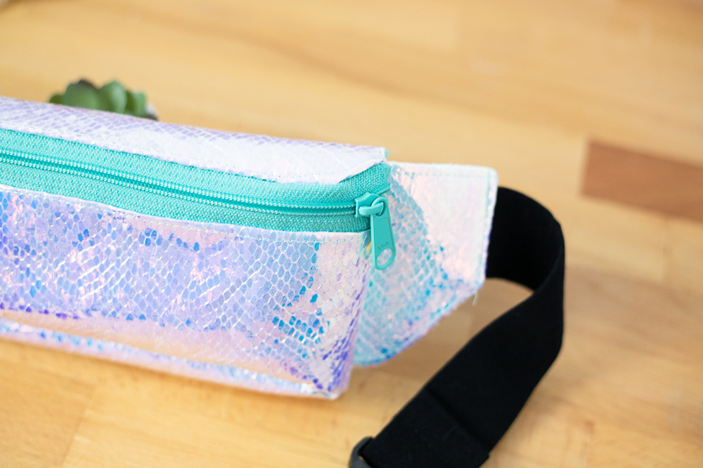 free fanny pack sewing pattern
