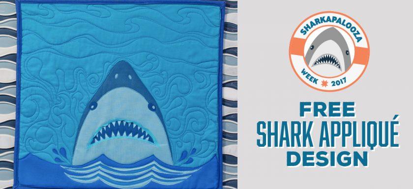 shark quilt pattern