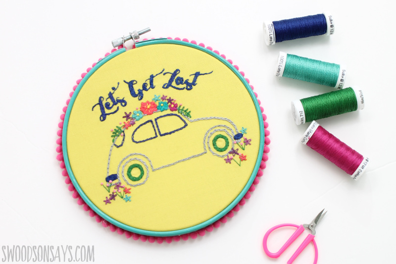 sulky cotton petite hand embroidery