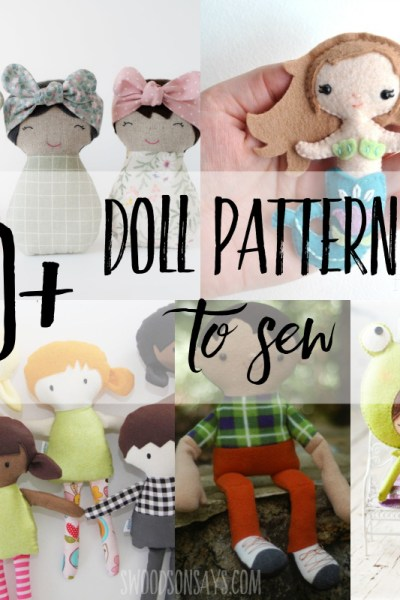 doll sewing patterns