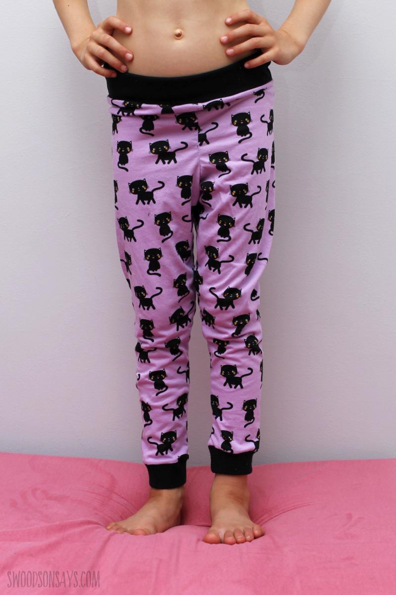 diy pajama pants easy way