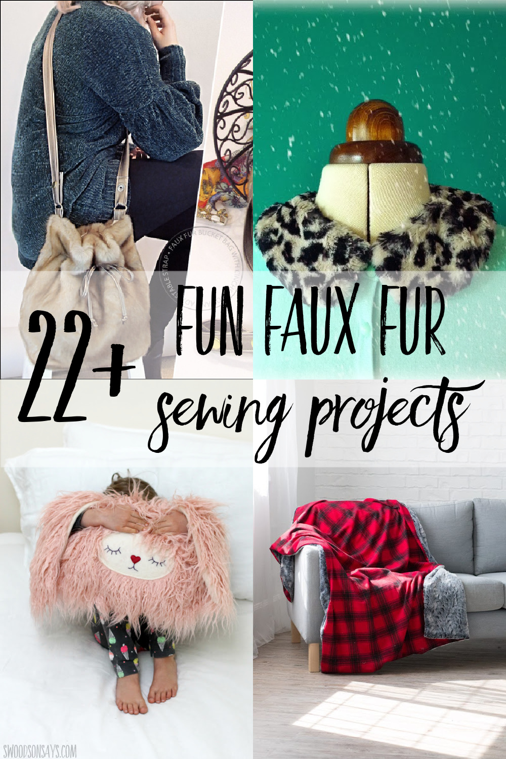 faux fur sewing projects download