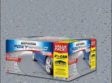 Rustoleum Garage Floor Kit