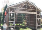How To Build A Pole Barn Garage