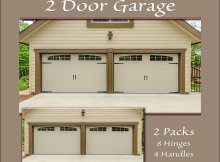 Magnetic Garage Door Hinges