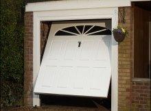 One Piece Garage Door