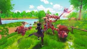 VR Sword Fighting