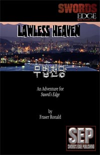 Lawless Heaven Cover
