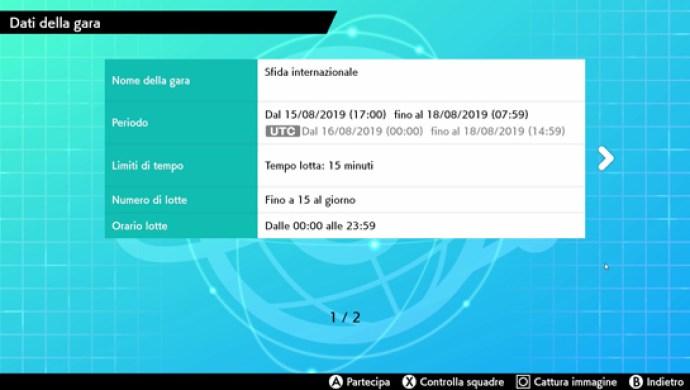 Screenshot Left