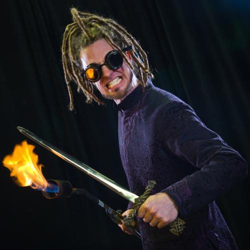 Hot Sword