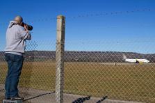 Remo Garone at GNB/LFLS Grenoble capturing a Jet Time B737