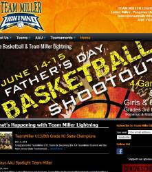 Team Miller Basketball Home Page