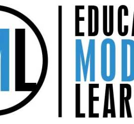 Educating Modern Learners Logo Stacked