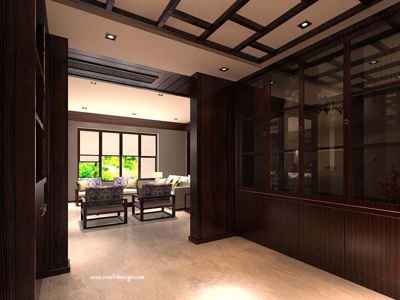 日式風格設計作品-轉角室內設計公司