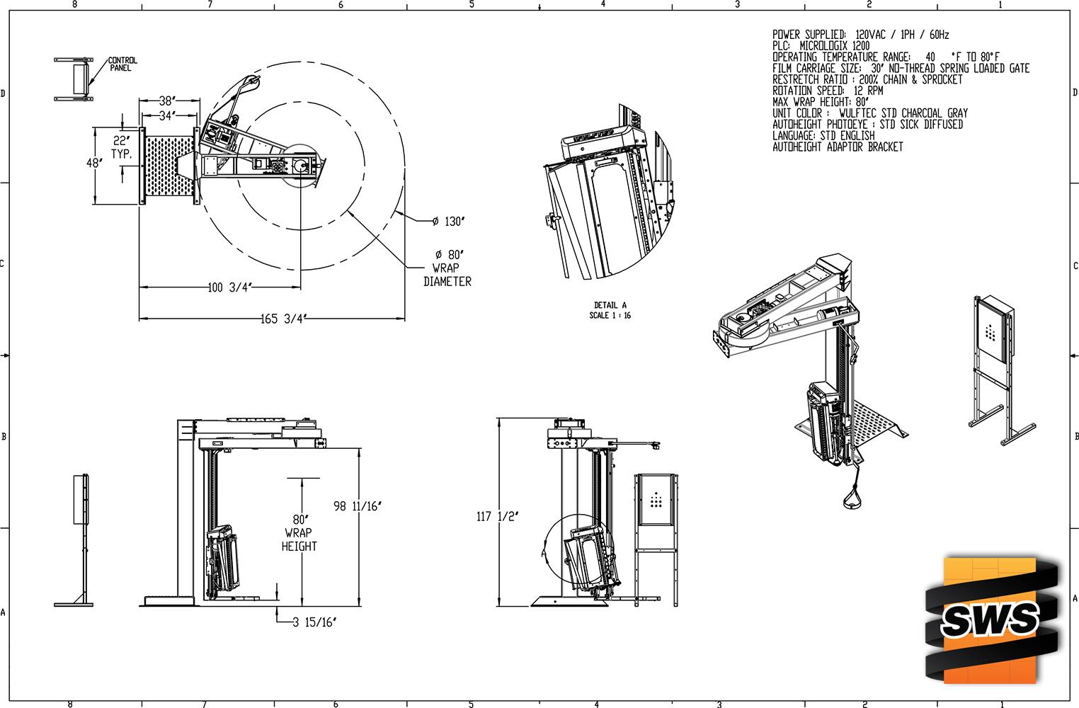 S:Work Orders in ShopSemi-auto & WRTSO134698-1 FARMERS