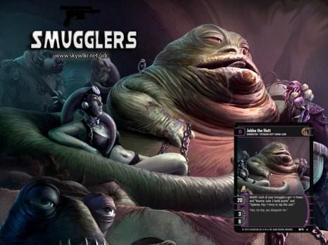 Smugglers Wallpaper 3