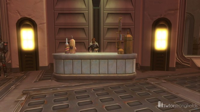 Ancient Library Archive Swtor Decoration