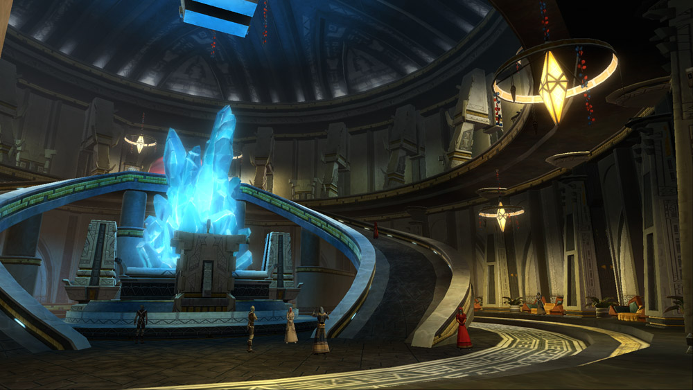 Voss Decorations Collection  SWTOR Strongholds