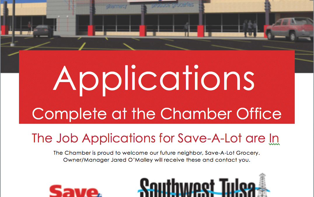 Save-A-Lot Job Applications are IN