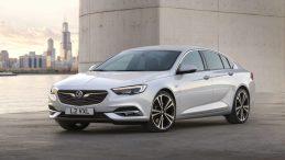 New Vauxhall Insignia Grand Sport