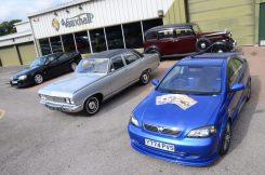 Lotus Carlton, PC Vizekönig, BXL Limousine, Astra 888