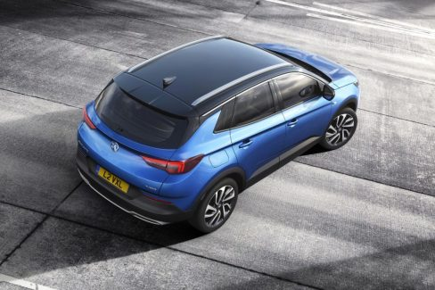 New top-of-the-range Ultimate trim level for Grandland X