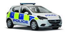 Vauxhall Police Corsa