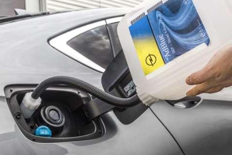 Opel Insignia Diesel with AdBlue