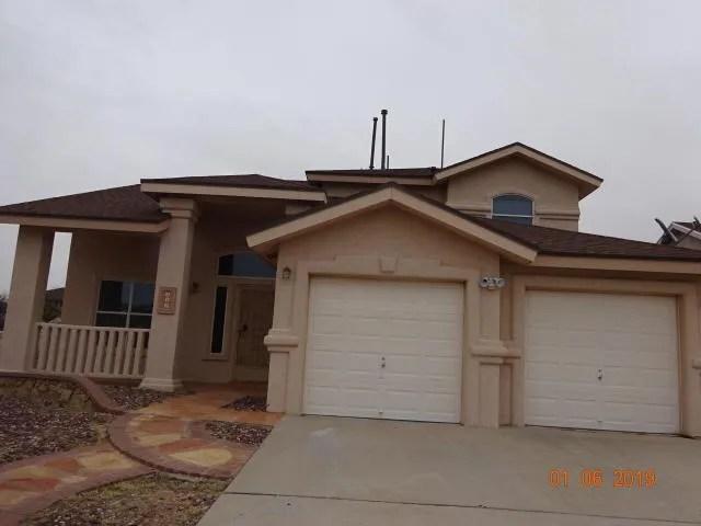 444 Desert Dandelion Street, Horizon City, TX 79928