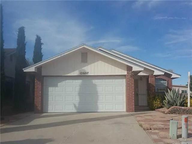 12607 Kari Ann, El Paso Texas, 79928