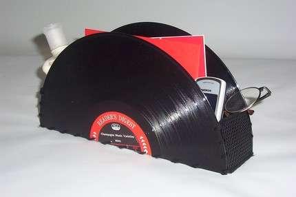 Vinyl-Schreibtischablage