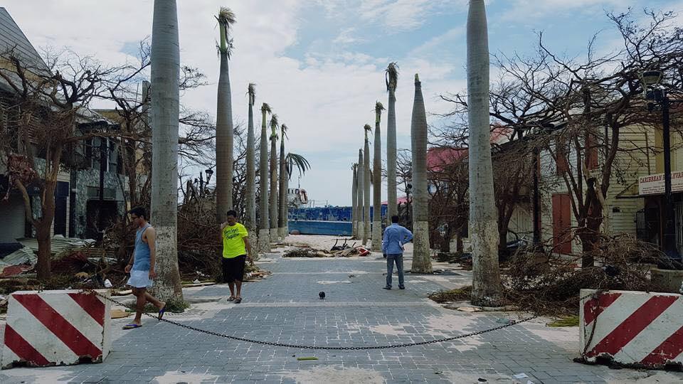 philipsburg after hurricane irma