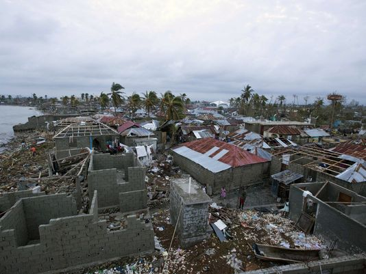 To Donate The Victims Of Hurricane Matthew in Haiti Contact Jelen Coulanges Facebook 721 524 2209