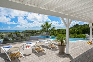 Villa Discovery in Orient Bay
