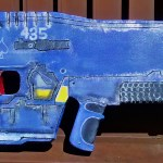 C-14 Impaler Gauss rifle from Starcraft II by SxyBlood Cosplay