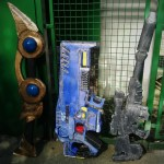 Starcraft II props by SxyBlood Cosplay
