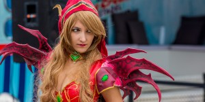 Valeera Sanguinar Hearthstone cosplay by SxyBlood Cosplay