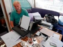 Administrative und technische Verzweiflung