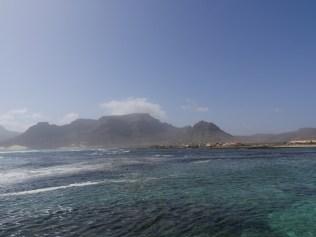 Blick auf den Monte Verde