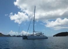 Unsere ME in der Admirality Bay